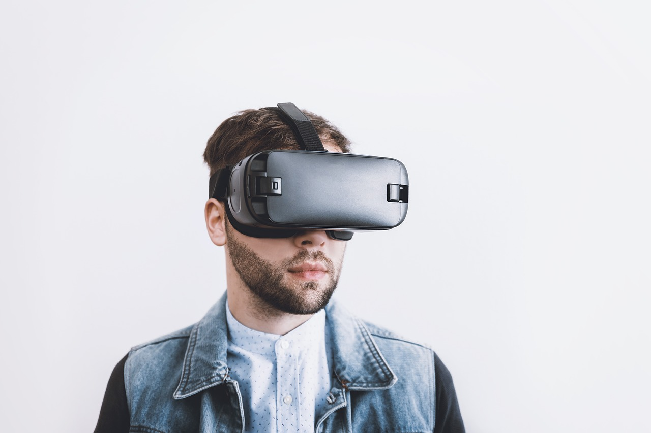 VR酔い・3D酔い・映像酔いには慣れるしかない?仮想の鼻を頭に描いて
